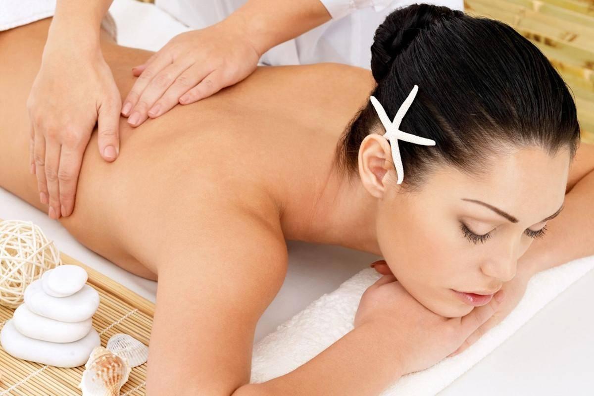 Definizione massaggio olistico