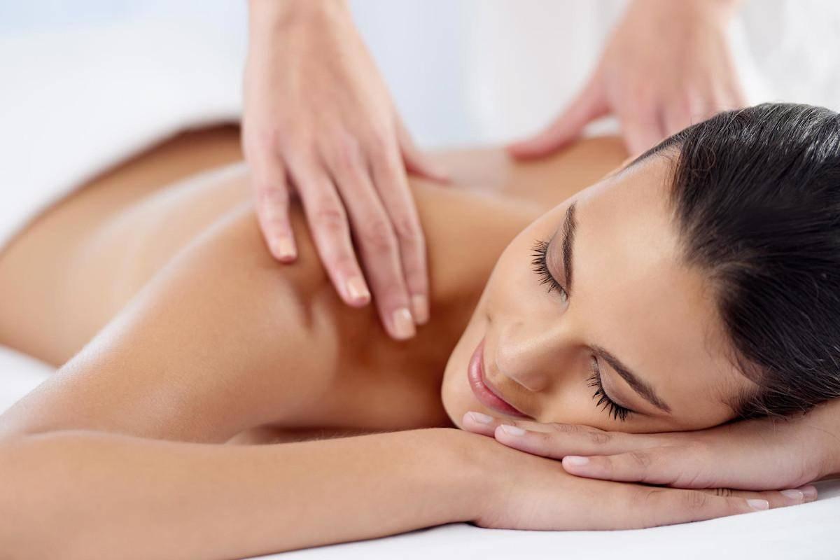 Manovre di massaggio ed effetti sul corpo