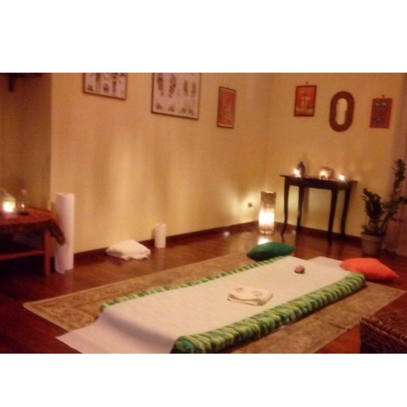 corso massaggio olistico afragola